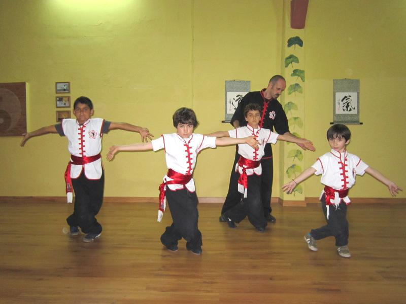 Kung Fu CLF